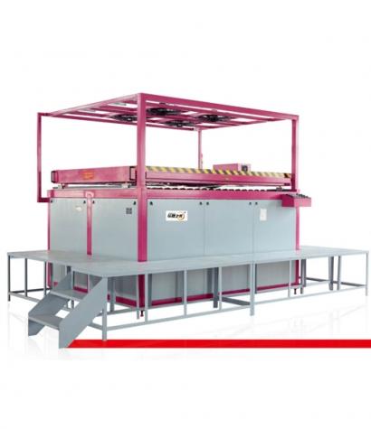 北京单工位自动成型机