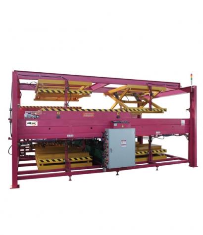 北京双工位厚板自动成型机